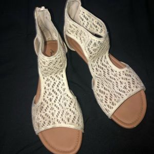 Woven Sandals from American Eagle